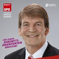 Landratskandidat Michael Rischke